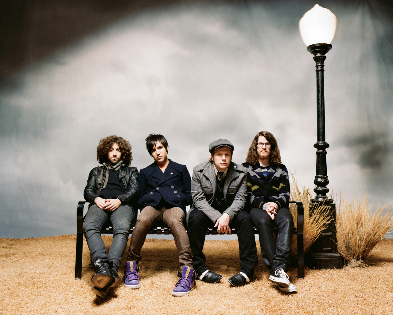 Fall Out Boy обои