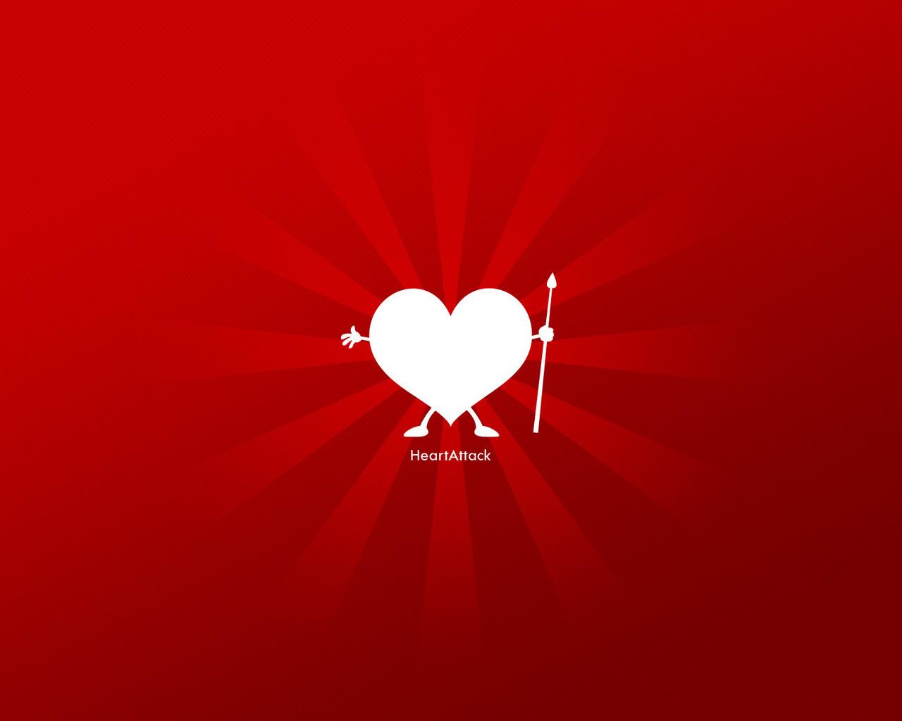 Сердце лучшие обои