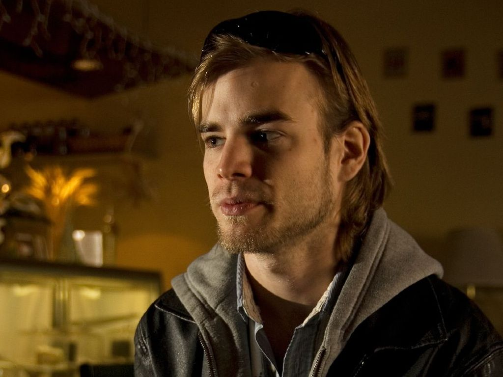 David Gallagher обои