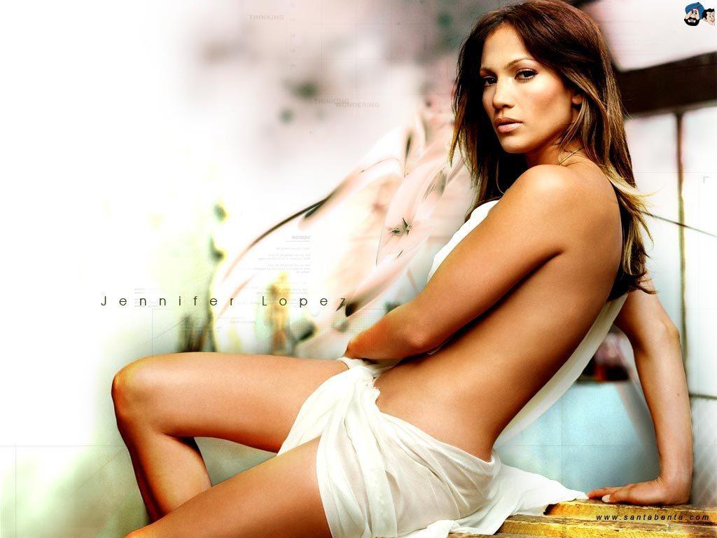 Jennifer Lopez большие обои