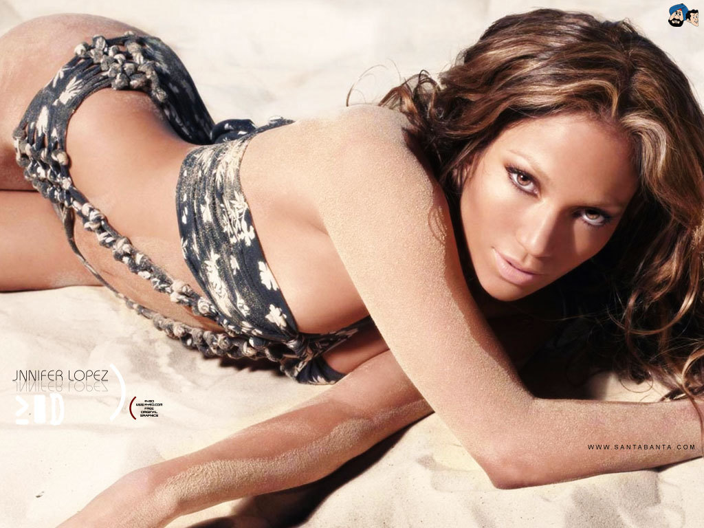 Jennifer Lopez лучшие обои