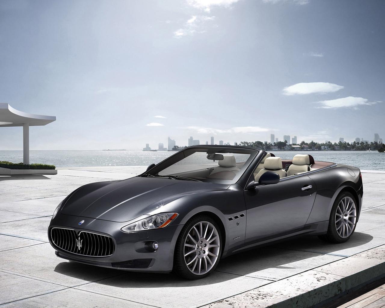 Maserati обои