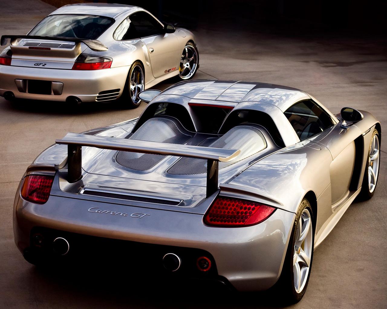 Porsche обои