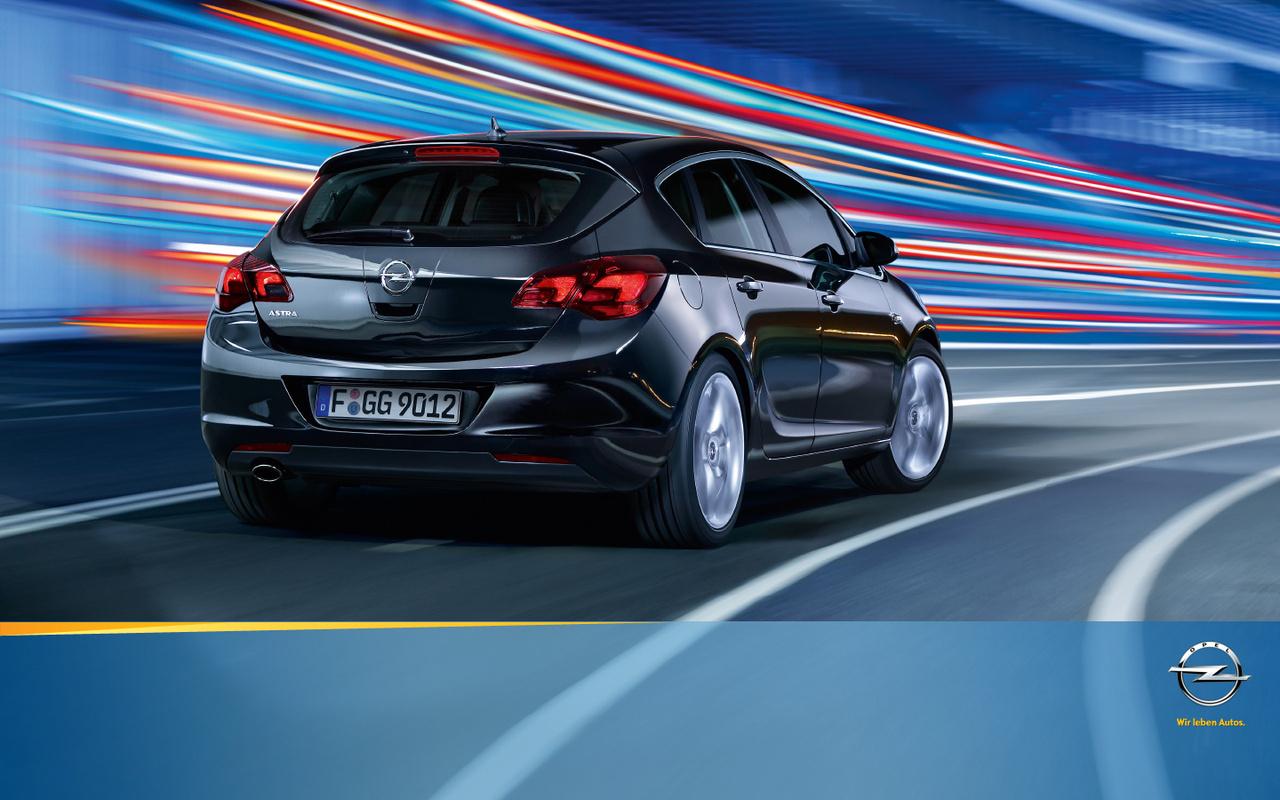 Opel обои