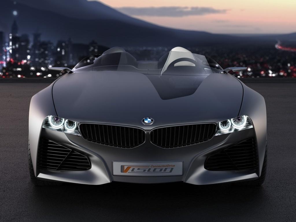 BMW Vision Concept обои