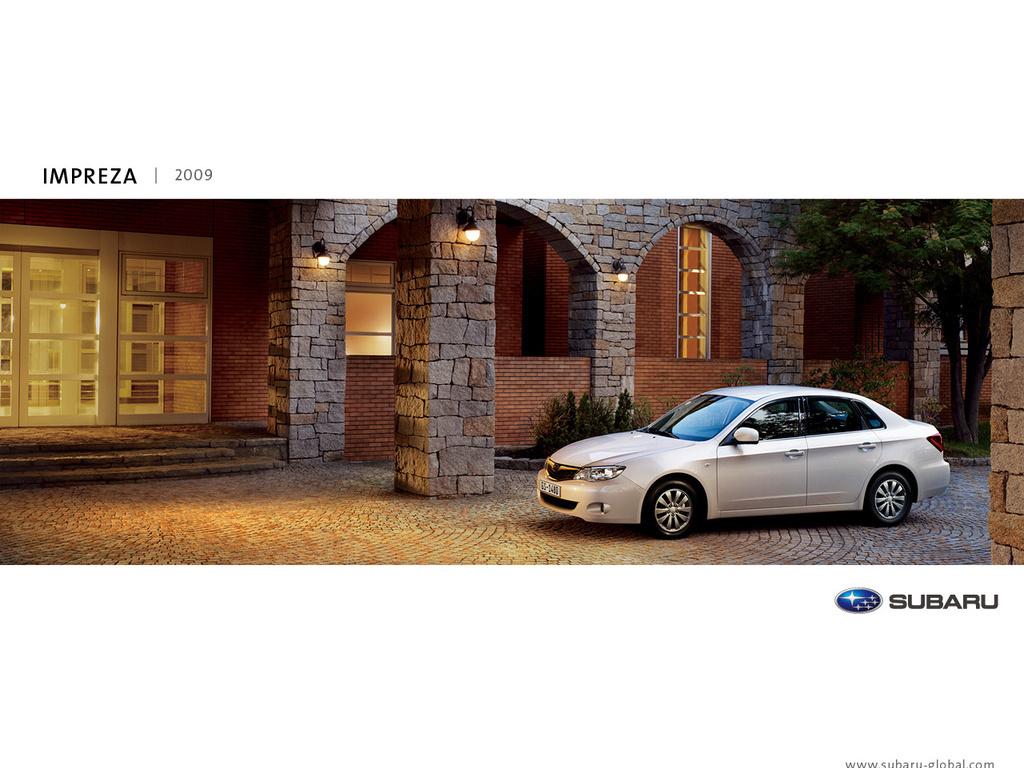 Subaru обои
