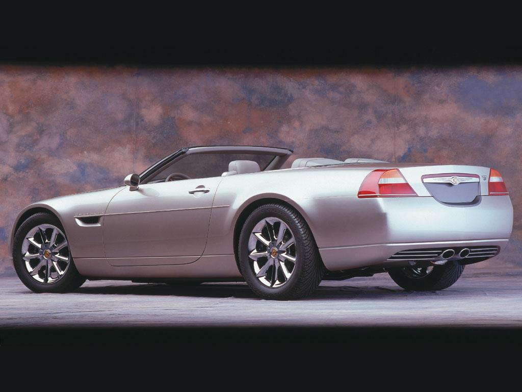 Скачать обои Chrysler Concepts