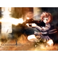 Gunslinger Girls обои (5 шт.)