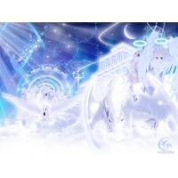 Ангелы рая - картинки и обои на рабочий стол компьютера скачать, рубрика - аниме