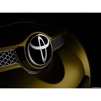 Toyota Auris обои (4 шт.)