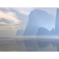 Туман обои (5 шт.)