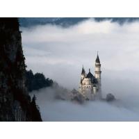 Замок обои (2 шт.)