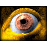 Глаза обои (5 шт.)