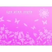 Lya Pink style - картинки и заставки на рабочий стол, обои другое