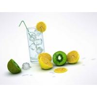 Лимоны обои (3 шт.)