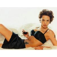 Анжелина Джоли обои (13 шт.)