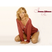 Jenna Elfman обои (2 шт.)