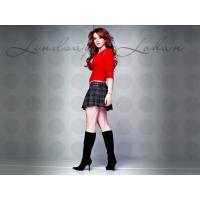 Lindsay Lohan обои (3 шт.)