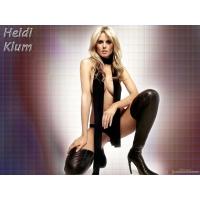 Heidi Klum обои (4 шт.)