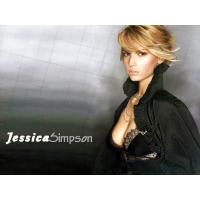 Jessica Simpson обои (2 шт.)