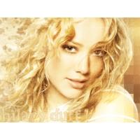 Hilary Duff обои (2 шт.)