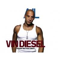 Vin Diesel обои (3 шт.)