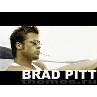 Бред Питт обои (2 шт.)