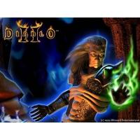 Diablo 2 обои (3 шт.)