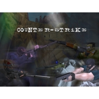 Counter-Strike обои (4 шт.)