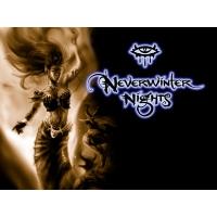 Neverwinter Nights обои (3 шт.)
