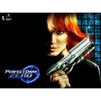 Perfect Dark Zero обои (2 шт.)