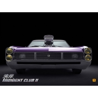 Midnight Club обои (2 шт.)