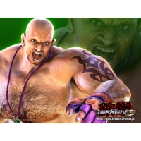 Tekken обои (5 шт.)