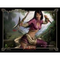 Jade Empire обои (4 шт.)
