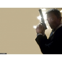 Агент 007 обои (4 шт.)