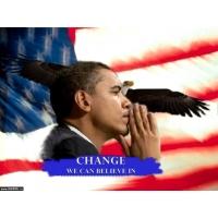 Барак Обама обои (4 шт.)