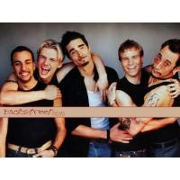 Backstreet boys обои (3 шт.)