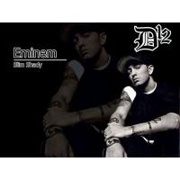 Eminem обои (2 шт.)