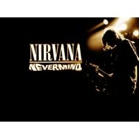 Nirvana обои (3 шт.)