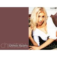 Christina Aguilera обои (6 шт.)