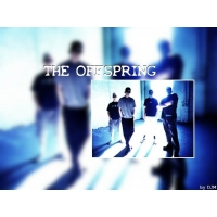 Offspring обои (2 шт.)