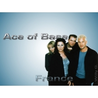 Ace of base обои (2 шт.)
