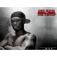 50 Cent обои (11 шт.)