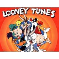Looney Tunes обои (3 шт.)