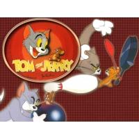 Том и Джерри обои (2 шт.)