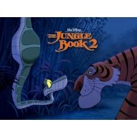 Книга Джунглей обои (5 шт.)