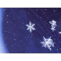 Снежинки обои (3 шт.)