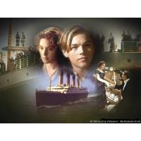 Титаник обои (2 шт.)