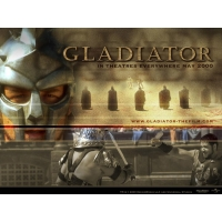 Гладиатор обои (4 шт.)