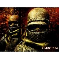 Silent Hill обои (5 шт.)